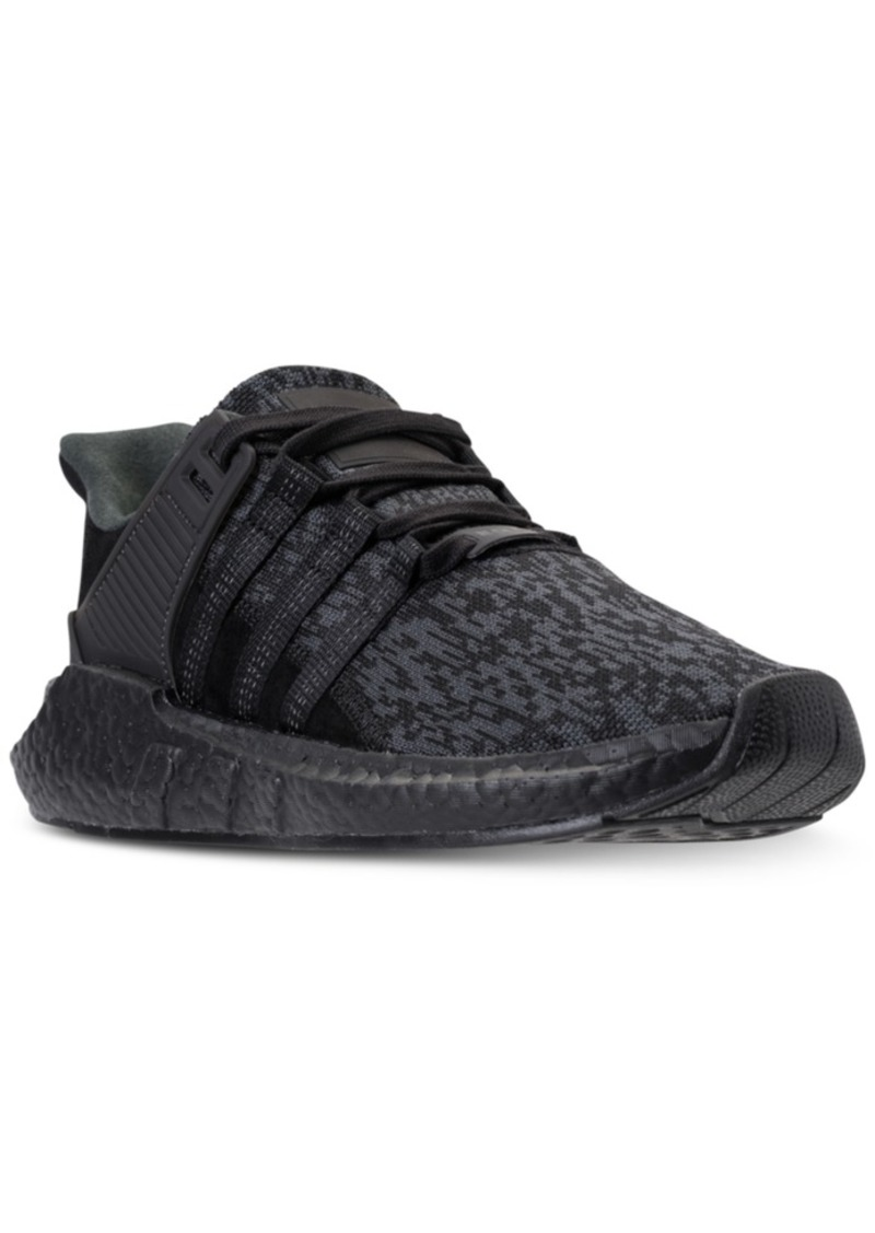 more photos ddd5f 43ff9 Men's Eqt Boost Support 93/17 Casual Sneakers from Finish Line