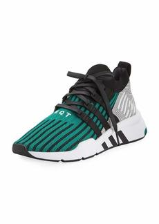 Adidas Men's EQT Support ADV Trainer Sneakers  Black