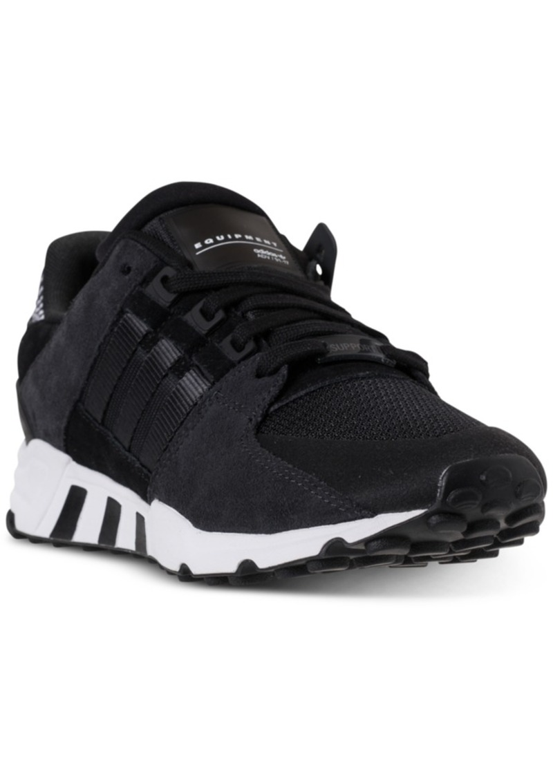low priced 99659 beaff adidas Mens Eqt Support Refine Casual Sneakers from Finish Line