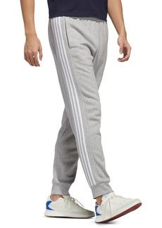 adidas Men's Essential 3-Stripe Fleece Pants