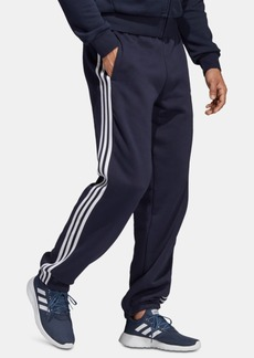 adidas Men's Essentials 3-Stripe Fleece Pants