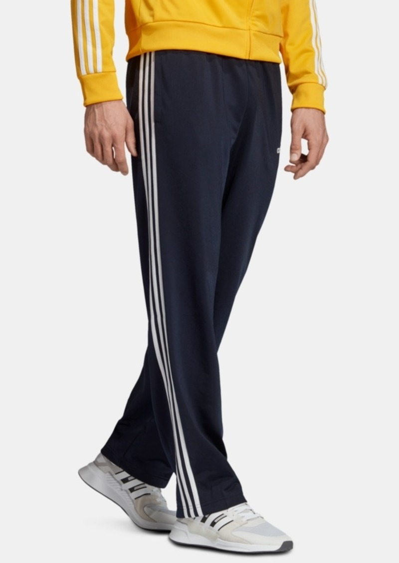 adidas Men's Essentials 3-Stripe Track Pants