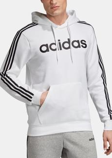 adidas Men's Essentials Fleece Logo Hoodie