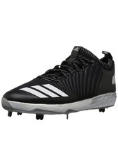 adidas Men's Freak X Carbon Mid Baseball Shoe  7.5 Medium US