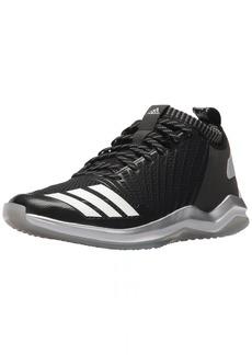 adidas Men's Freak X Carbon Mid Baseball Shoe   Medium US