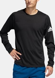 adidas Men's FreeLift ClimaLite Long-Sleeve T-Shirt
