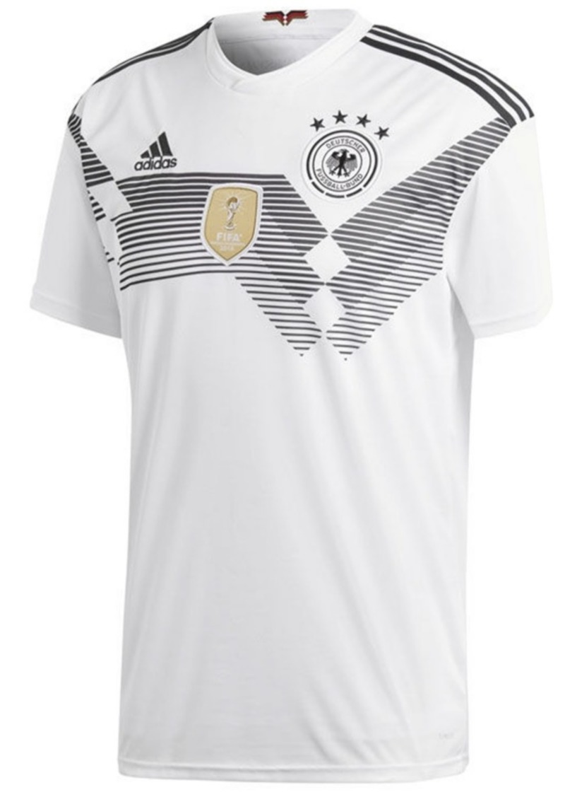 adidas Men's Germany National Team Home Stadium Jersey