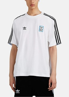 "adidas Men's ""Have A Good Time"" Logo Cotton T-Shirt"