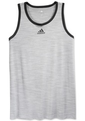 adidas Men's Heathered Tank Top