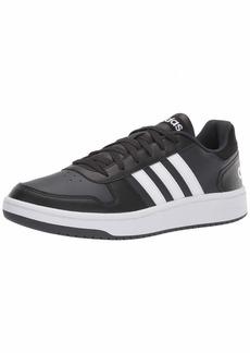 adidas Men's Hoops 2.0 Sneaker   M US