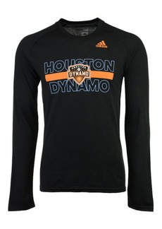 adidas Men's Houston Dynamo 1949 Long Sleeve T-Shirt