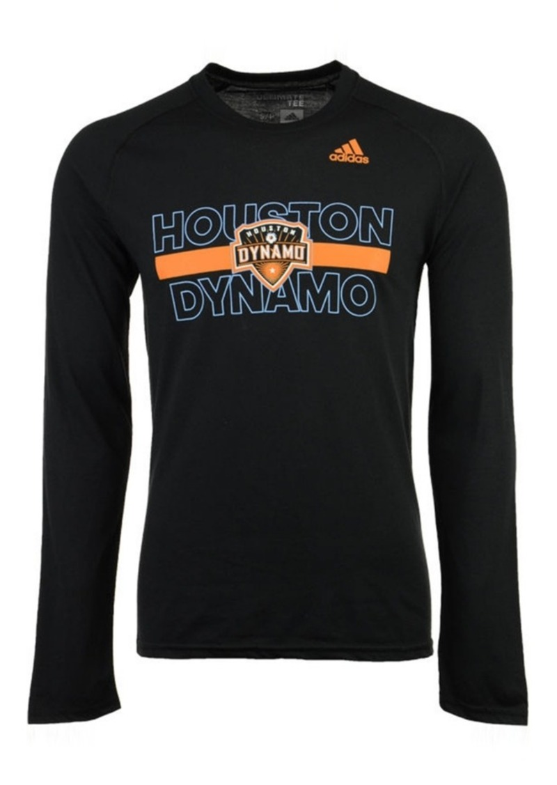 adidas Men's Houston Dynamo 1949 Long Sleeve T-Shirt