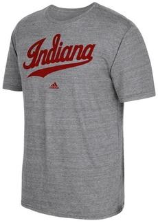 adidas Men's Indiana Hoosiers Vintage Logo T-Shirt