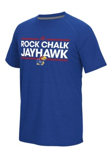 adidas Men's Kansas Jayhawks Dassler Local T-Shirt