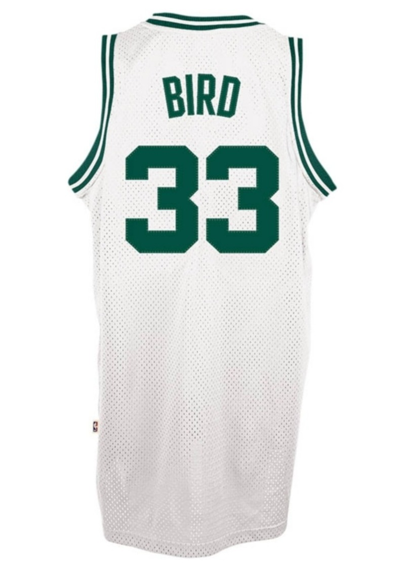 adidas Men's Larry Bird Boston Celtics Retired Player Swingman Jersey