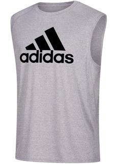 adidas Men's Logo Tank Top