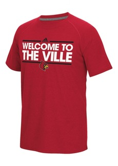 adidas Men's Louisville Cardinals Dassler Local T-Shirt