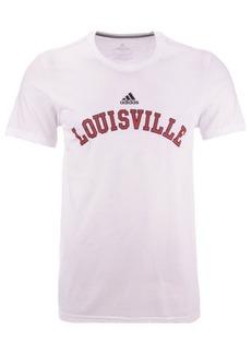 adidas Men's Louisville Cardinals Performance T-Shirt