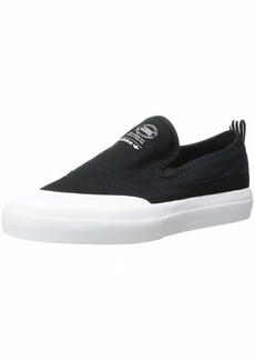 adidas Men's Matchcourt Running Shoe Black/White  M US