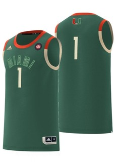 adidas Men's Miami Hurricanes Celebration Jersey
