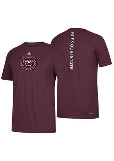 adidas Men's Missouri State Bears Sideline Sequel T-Shirt
