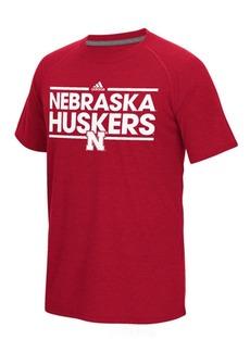 adidas Men's Nebraska Cornhuskers Dassler T-Shirt