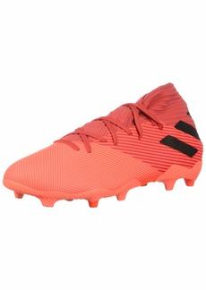 adidas mens Nemeziz 19.3 Firm Ground Soccer Shoe   US