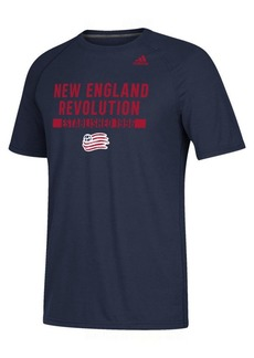 adidas Men's New England Revolution Utility Work T-Shirt