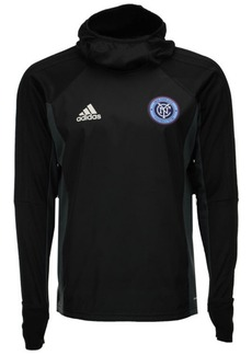 adidas Men's New York City Fc Warm Top Hoodie