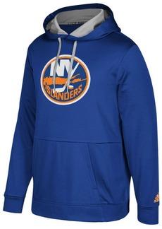 adidas Men's New York Islanders Primary Pullover Social Hoodie