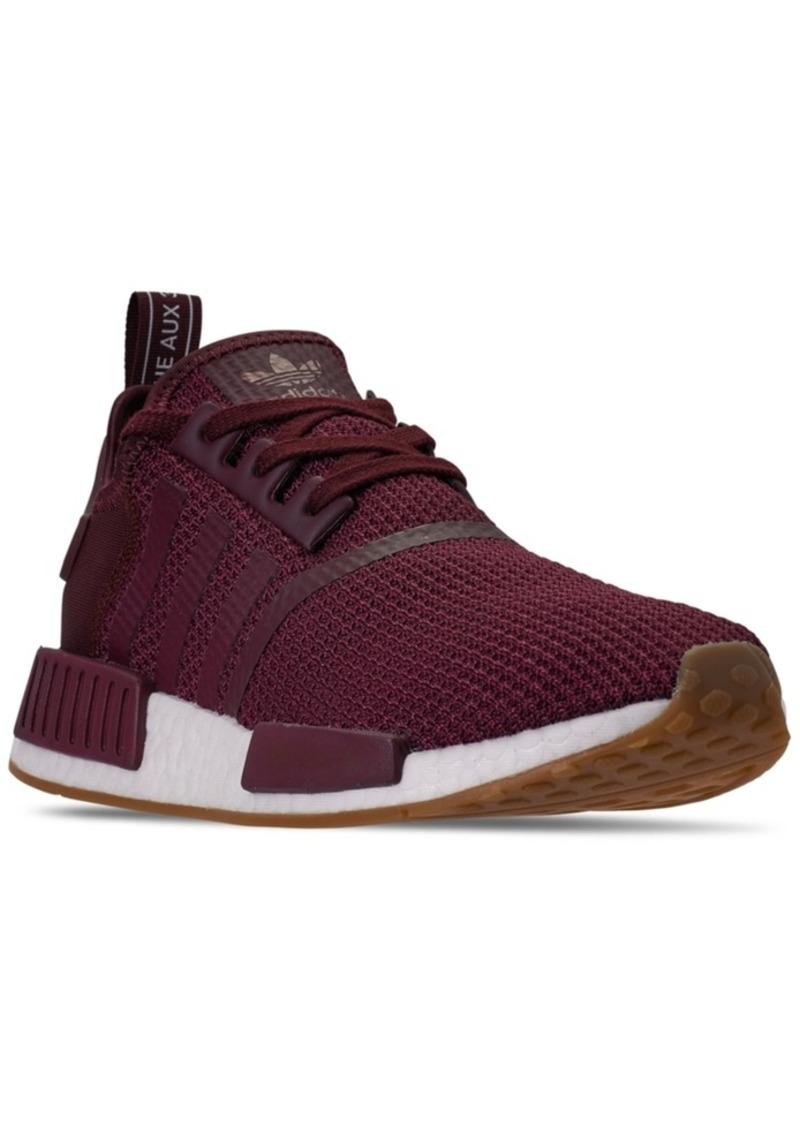 adidas Men's Nmd R1 Casual Sneakers from Finish Line