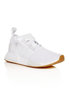 Adidas Men's NMD R1 Knit Low-Top Sneakers