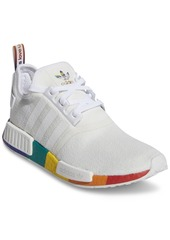 adidas Men's Nmd R1 Pride Casual Sneakers from Finish Line