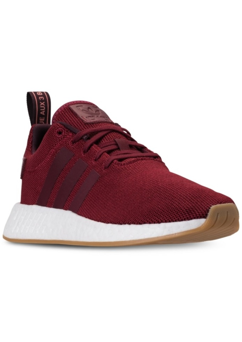 f063f17968db2 On Sale today! Adidas adidas Men s Nmd R2 Casual Sneakers from ...