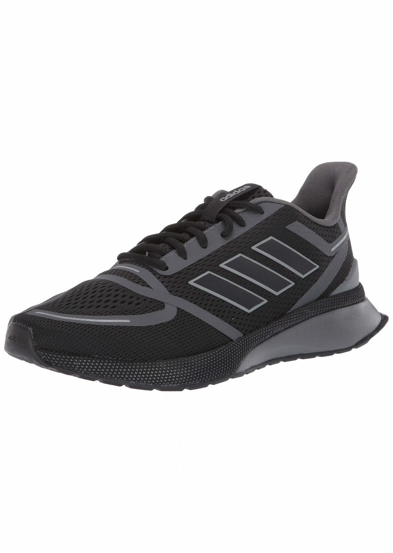 adidas Men's Nova Running Shoe  8.5 M US Big Kid