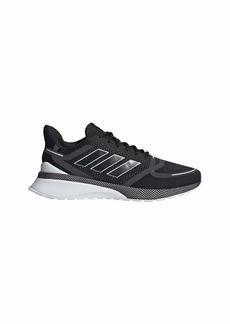 adidas Men's Nova Running Shoe Black/White  M US