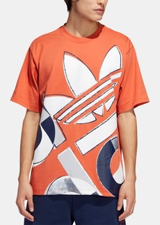 adidas Men's Originals Bold-Logo T-Shirt