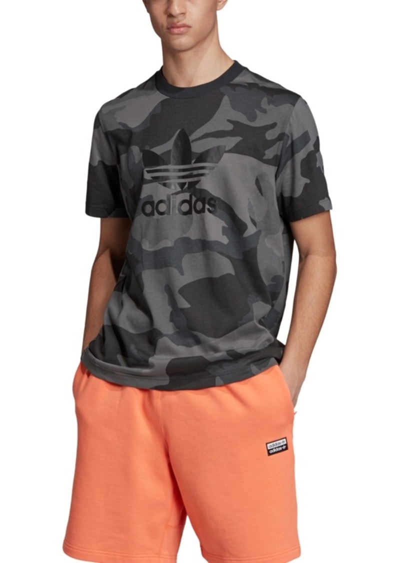 adidas Men's Originals Camo T-Shirt