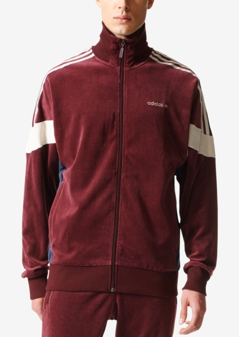 Challenger Velour Jacket Men's Originals Track CeWQrBEdxo