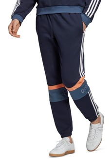 adidas Men's Originals Colorblocked Fleece Pants