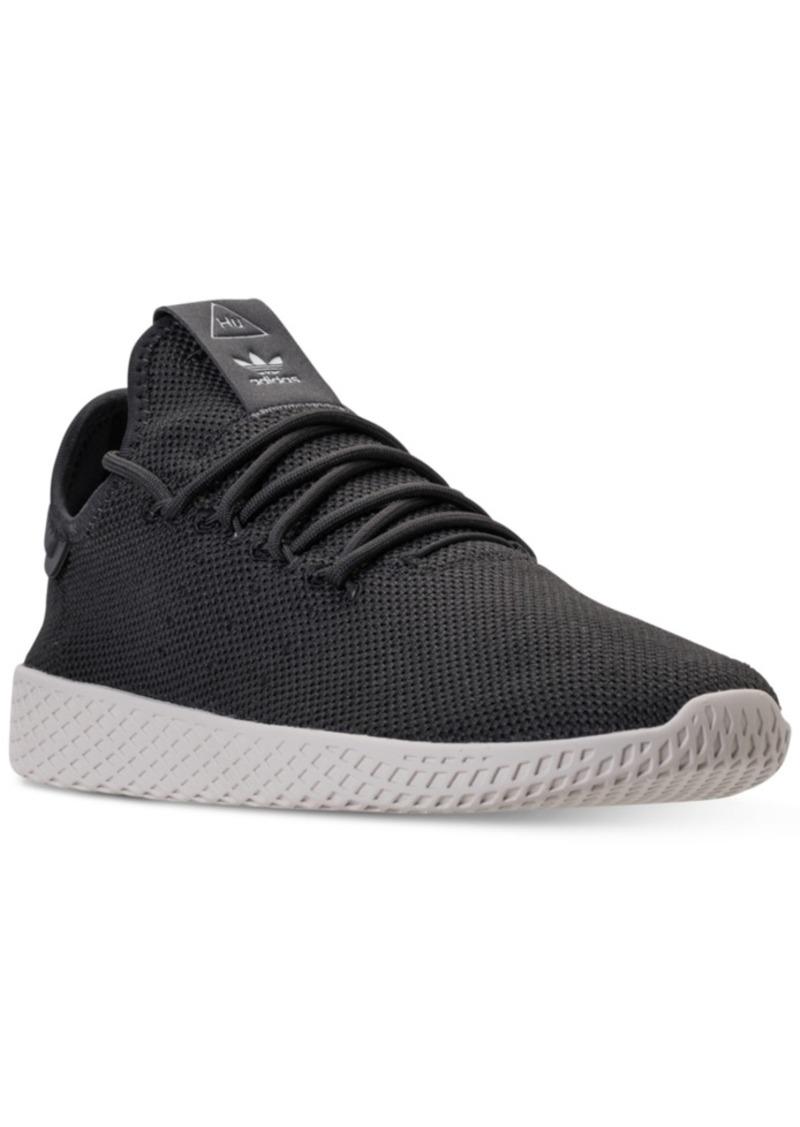 e3f6cc6fe adidas Men s Originals Pharrell Williams Tennis Hu Casual Sneakers from Finish  Line