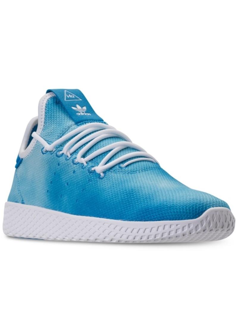 adidas Men's Originals Pharrell Williams Tennis Hu Casual Sneakers from Finish Line 7IuwLpsL
