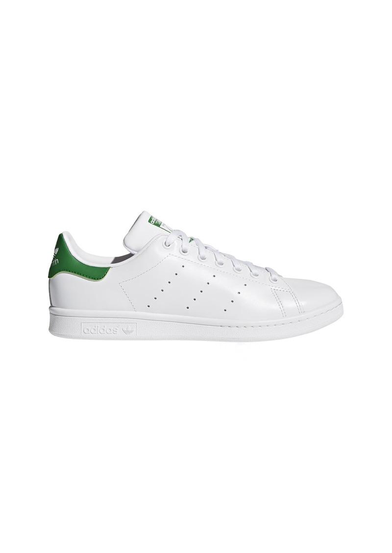 adidas Men's Originals Stan Smith Sneaker White/White/Fairway