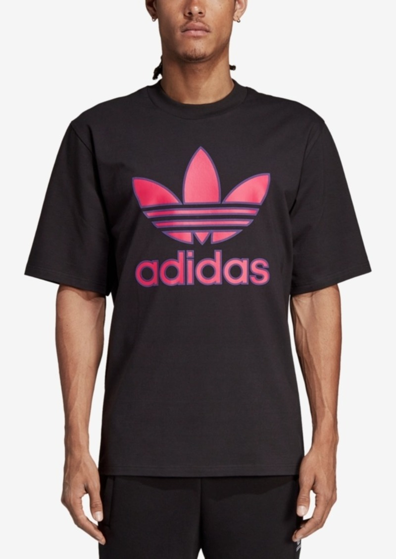 adidas Men's Originals Treifoil Logo T-Shirt