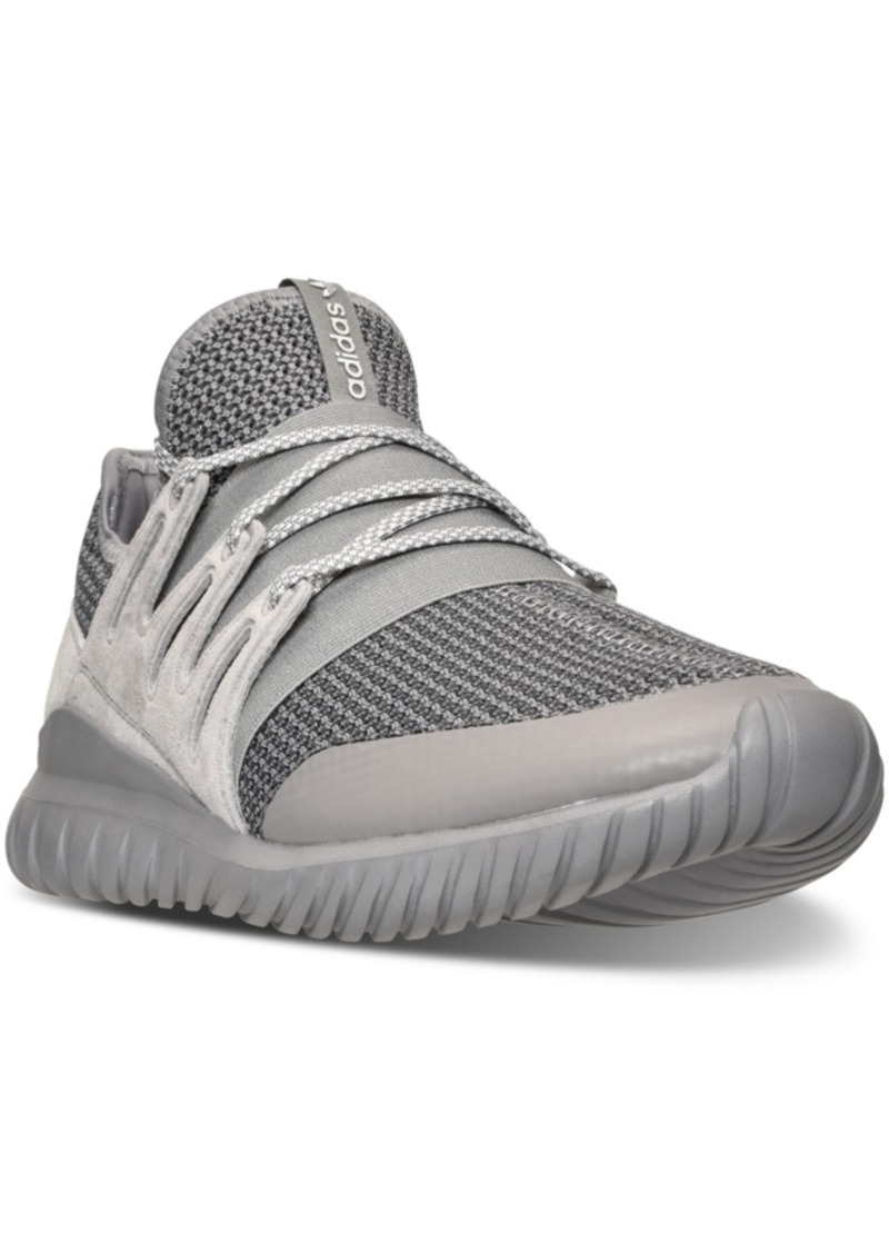 online store 0453b b4eb8 adidas Men s Originals Tubular Radial Casual Sneakers from Finish Line