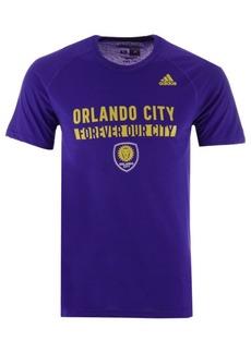 adidas Men's Orlando City Sc Utility Work T-Shirt
