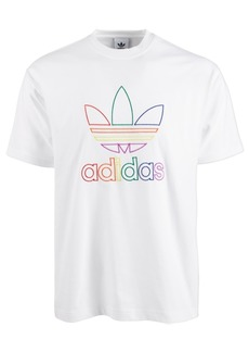 adidas Men's Outline-Logo T-Shirt