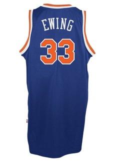 adidas Men's Patrick Ewing New York Knicks Retired Player Swingman Jersey