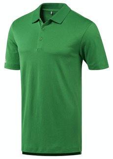 Adidas Mens Performance Polo Shirt (Green) - S - Also in: XL, 2XL, M, XS