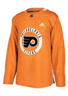 adidas Men's Philadelphia Flyers Authentic Pro Practice Jersey